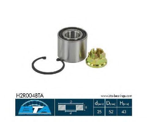 Подшипник ступицы BTA H2R004BTA