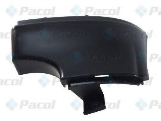 Купить Накладка бампера PACOL BPBVO008L