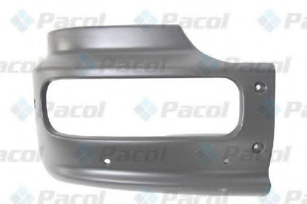 Купить Бампер передний PACOL MERFB010R
