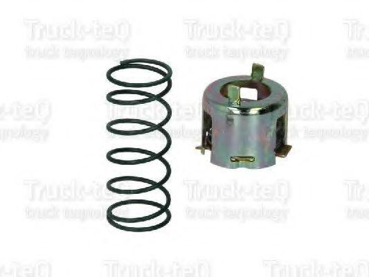 Монтажный комплект тормозных колодок SBP CRKZ007
