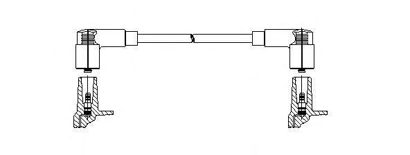Провод зажигания BREMI 11450
