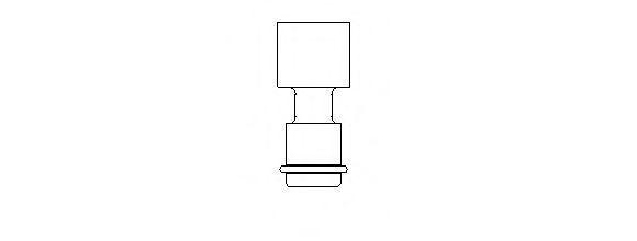 Штекерная гильза, кабель зажигания BREMI 1320613