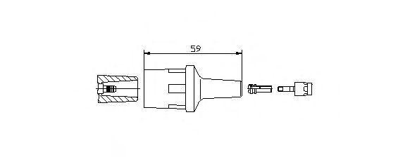 Вилка, катушка зажигания BREMI 13551