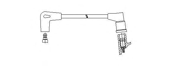 Провод зажигания BREMI 31230