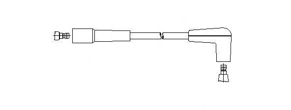 Провод зажигания BREMI 31350