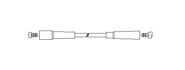 Провод зажигания BREMI 31530
