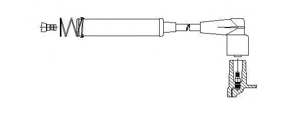 Провод зажигания BREMI 32960