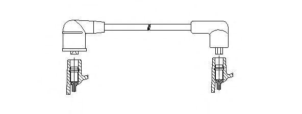 Провод зажигания BREMI 70516