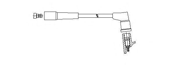 Провод зажигания BREMI 81150