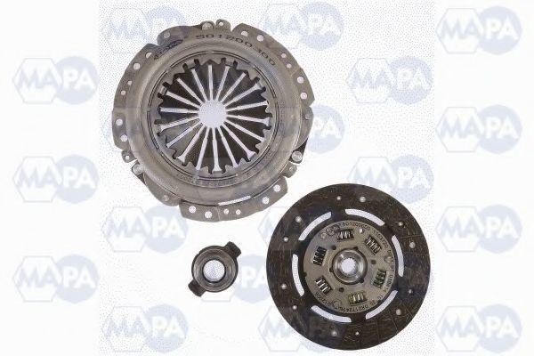 Комплект сцепления MA-PA 001200900
