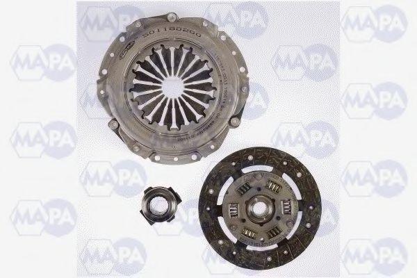 Комплект сцепления MA-PA 002180800