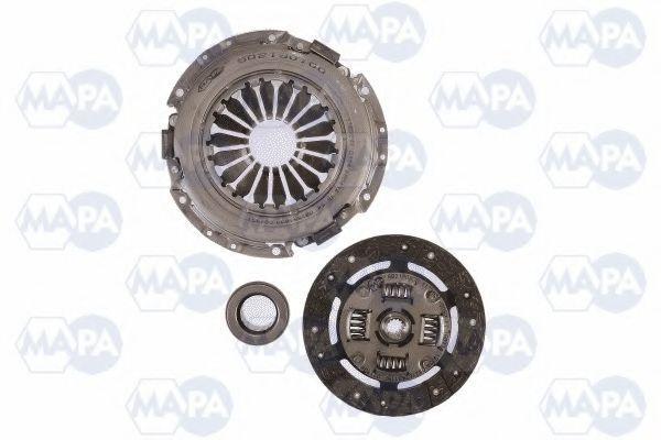 Комплект сцепления MA-PA 003190500