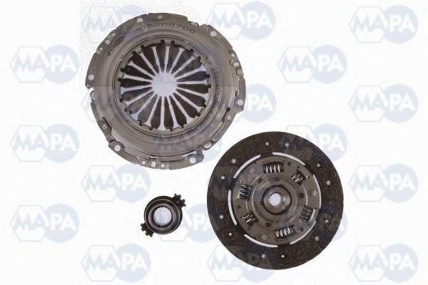 Комплект сцепления MA-PA 005200800
