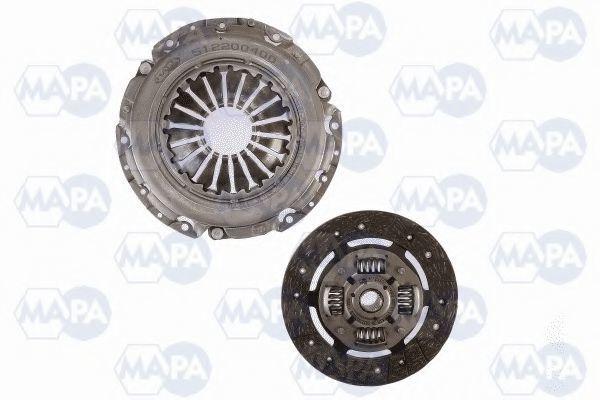 Комплект сцепления MA-PA 022200709