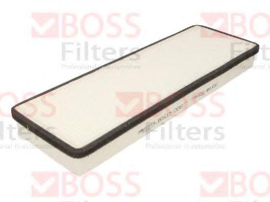 Фильтр салона BOSS FILTERS BS02006