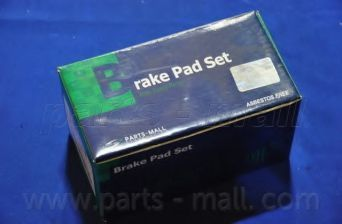 Колодки тормозные PMC PKA-005
