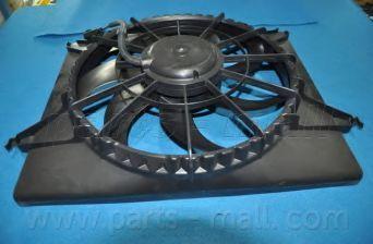 Вентилятор, охлаждение двигателя CAR-DEX PXNAA029