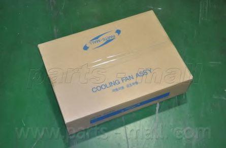 Вентилятор, конденсатор кондиционера CAR-DEX PXNBC006