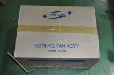Вентилятор, охлаждение двигателя CAR-DEX PXNJB013