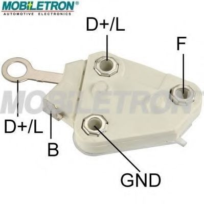 Купить Реле-регулятор генератора MOBILETRON VRD674H