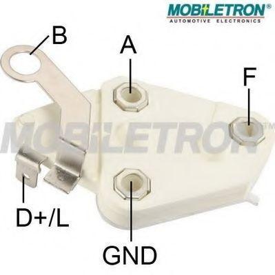 Купить Реле-регулятор генератора MOBILETRON VRD676