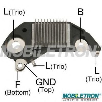 Купить Реле-регулятор генератора MOBILETRON VRD701