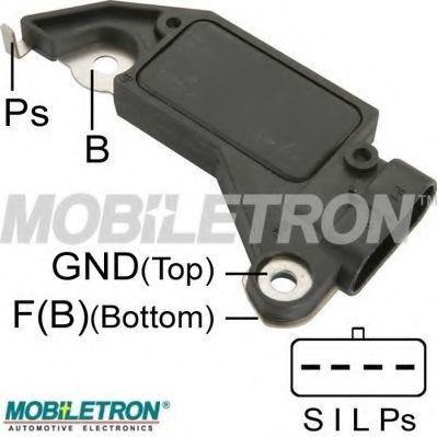 Купить Реле-регулятор генератора MOBILETRON VRD702H