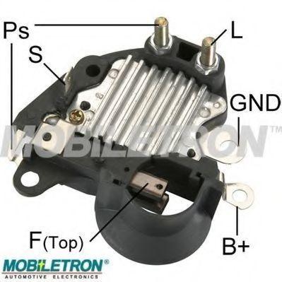 Реле-регулятор генератора MOBILETRON VRF154  - купить со скидкой