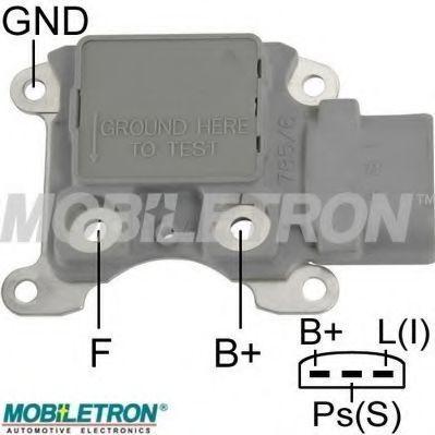 Купить Реле-регулятор генератора MOBILETRON VRF786H