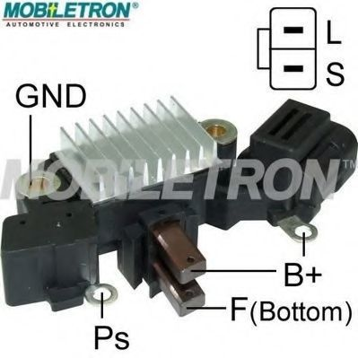 Купить Реле-регулятор генератора MOBILETRON VRH200070B