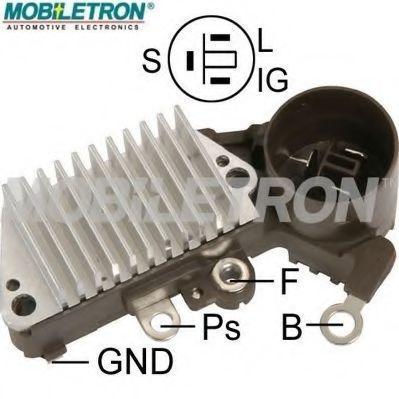 Купить Реле-регулятор генератора MOBILETRON VRH200517A