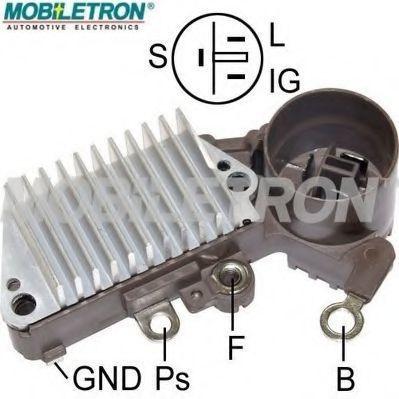 Купить Реле-регулятор генератора MOBILETRON VRH20054A