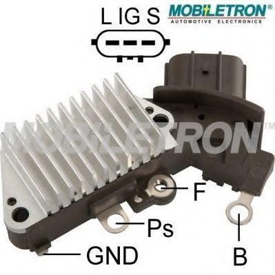 Купить Реле-регулятор генератора MOBILETRON VRH200563A