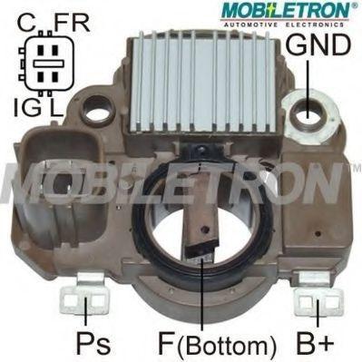 Купить Реле-регулятор генератора MOBILETRON VRH2009152