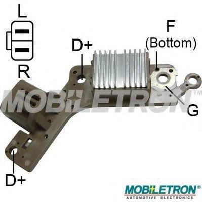 Купить Реле-регулятор генератора MOBILETRON VRH200977B