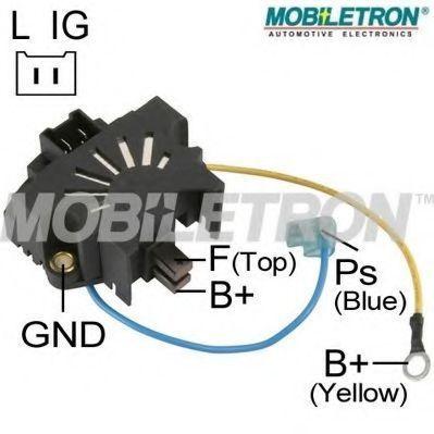 Купить Реле-регулятор генератора MOBILETRON VRPR1000H
