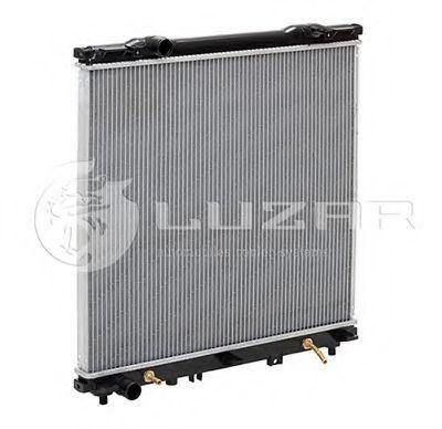 Радиатор охлаждения LUZAR LRCKISO02370