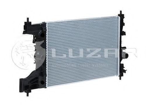 Радиатор охлаждения LUZAR LRC0550