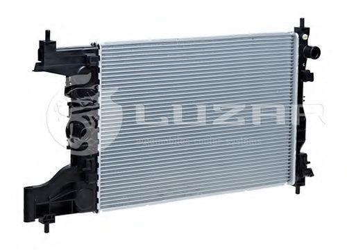 Радиатор охлаждения LUZAR LRc 0551