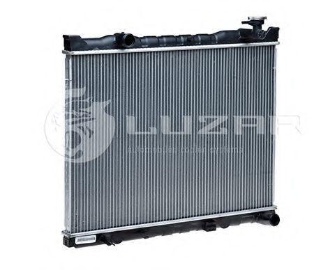 Радиатор охлаждения LUZAR LRC08E1