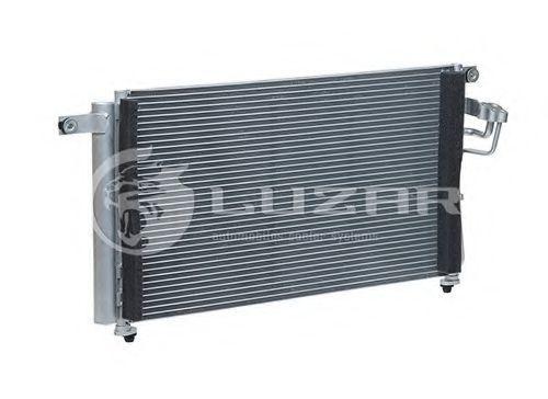 Радиатор кондиционера LUZAR LRAC 08G1