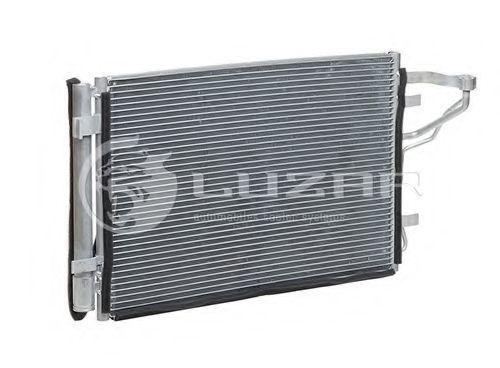 Радиатор кондиционера LUZAR LRAC08H2