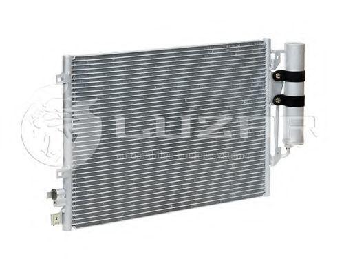 Радиатор кондиционера LUZAR LRACRELO04360