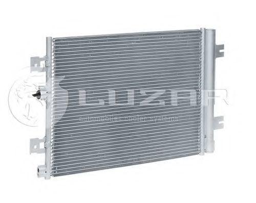 Конденсор кондиционера LUZAR LRAC0961