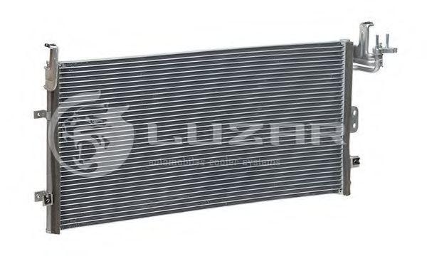 Радиатор кондиционера LUZAR LRAC08383