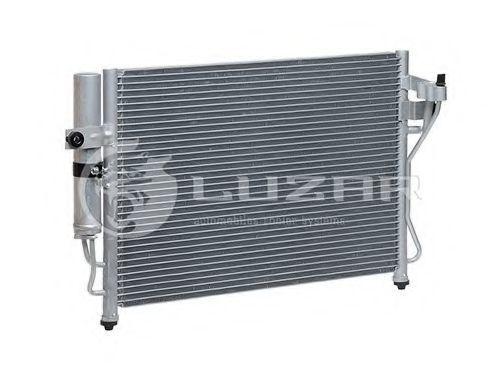 Конденсор кондиционера LUZAR LRAC081C1