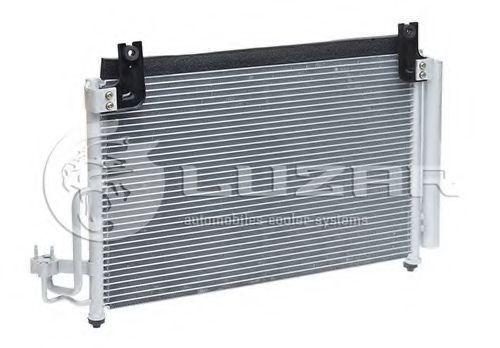 Радиатор кондиционера LUZAR LRAC08FD