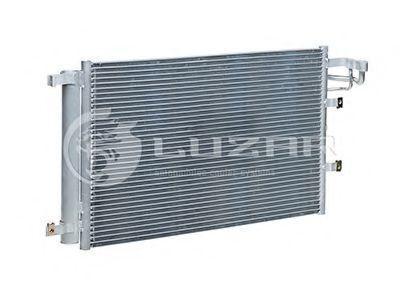 Радиатор кондиционера LUZAR LRAC08F2