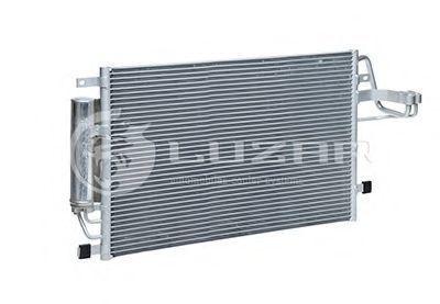 Радиатор кондиционера LUZAR LRAC 08E2