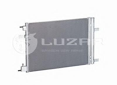 Конденсор кондиционера LUZAR LRAC 0550